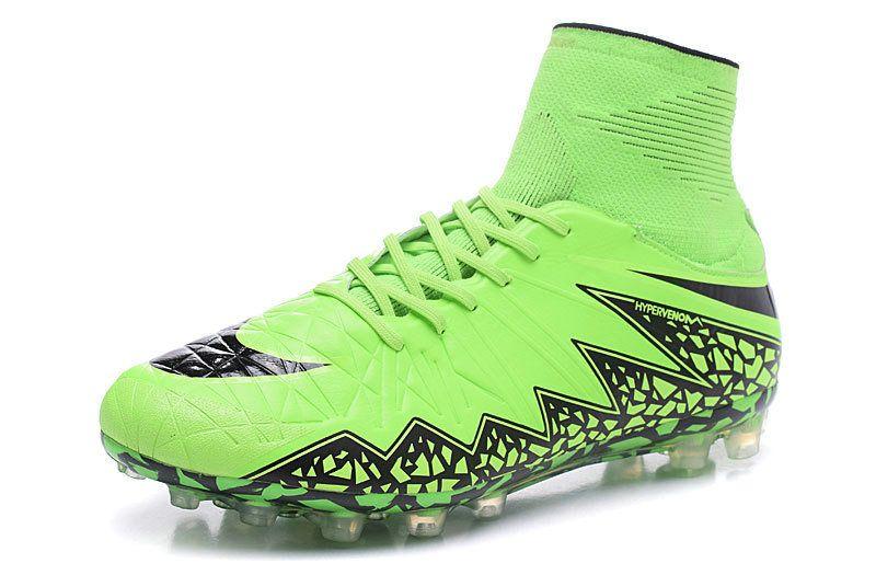05a03ccdaa5 Nike Hypervenom AG 2018 World Cup green black