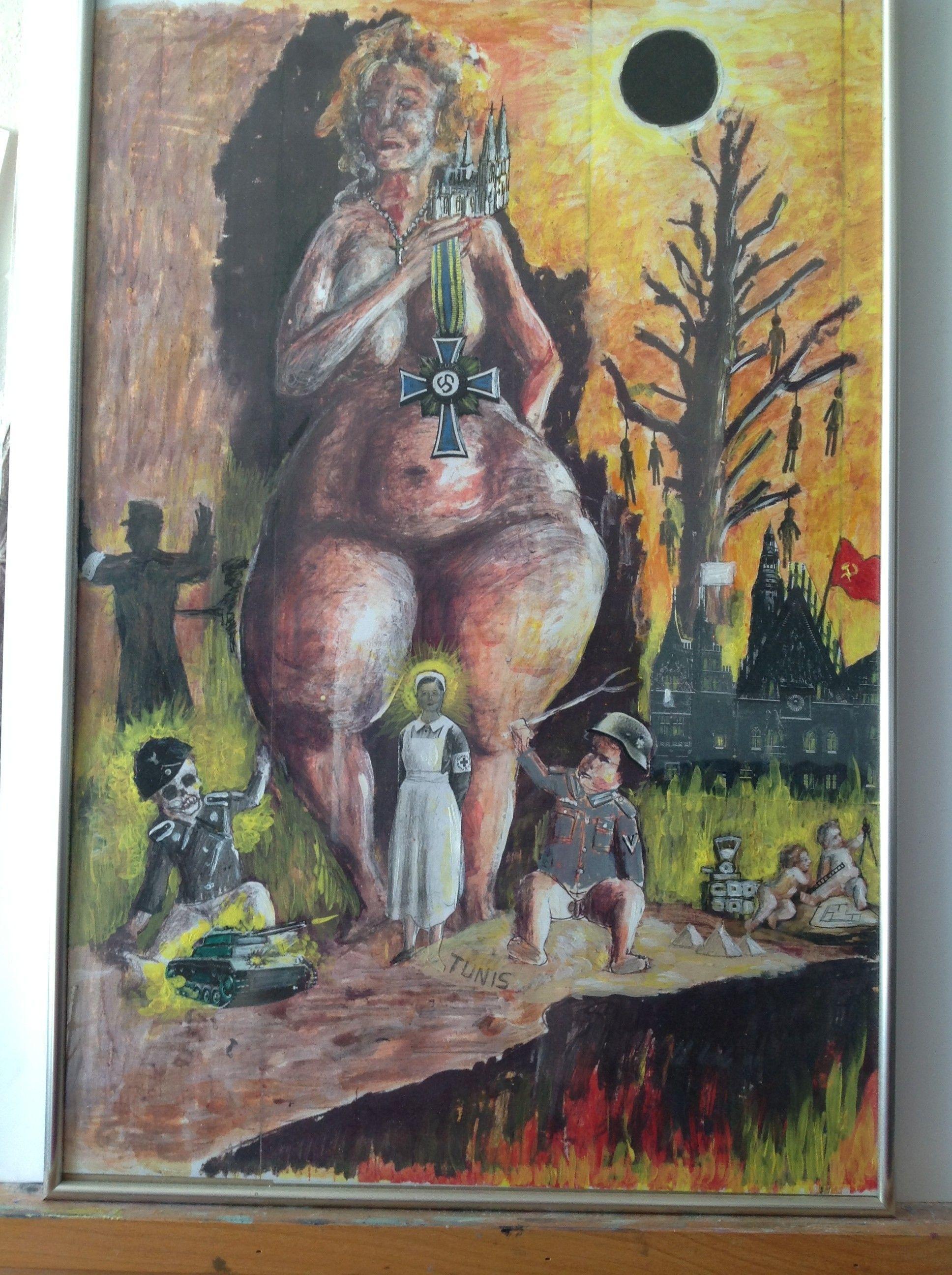 Spagat zwischen NS und Kirche. Mutterkreuz und Altar. Die gute Schwester gerät ins Visier der GESTAPO und wird traumatisch verhört.