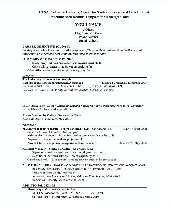 Entry Level Retail Manager Resume Resume Examples Pinterest - entry level retail resume