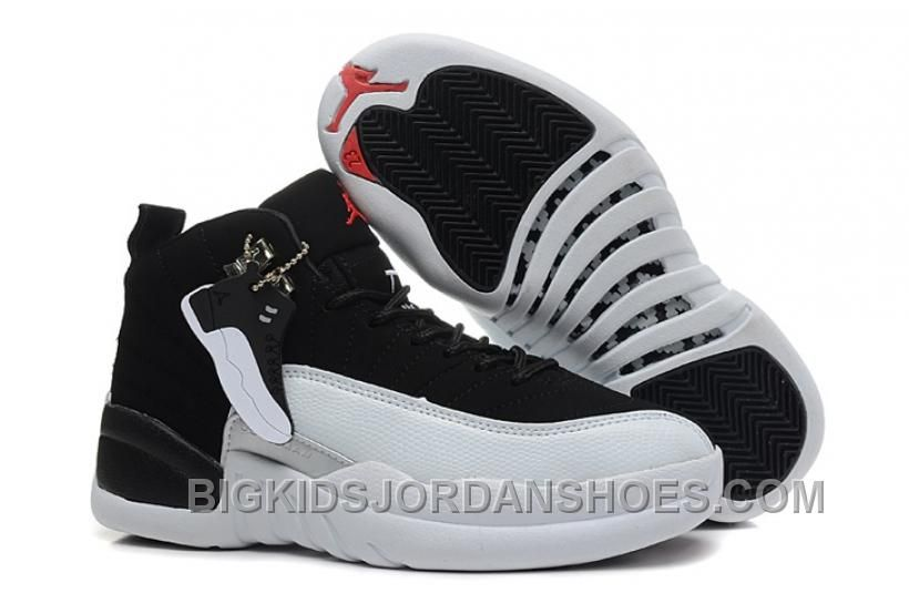 b368e9d745bb Women Jordan Shoes -jordan shoes for women Women Jordan 12 Retro Playoffs  Women  Jordan 12 - This pair of Women Jordan 12 Retro Playoffs features a black ...