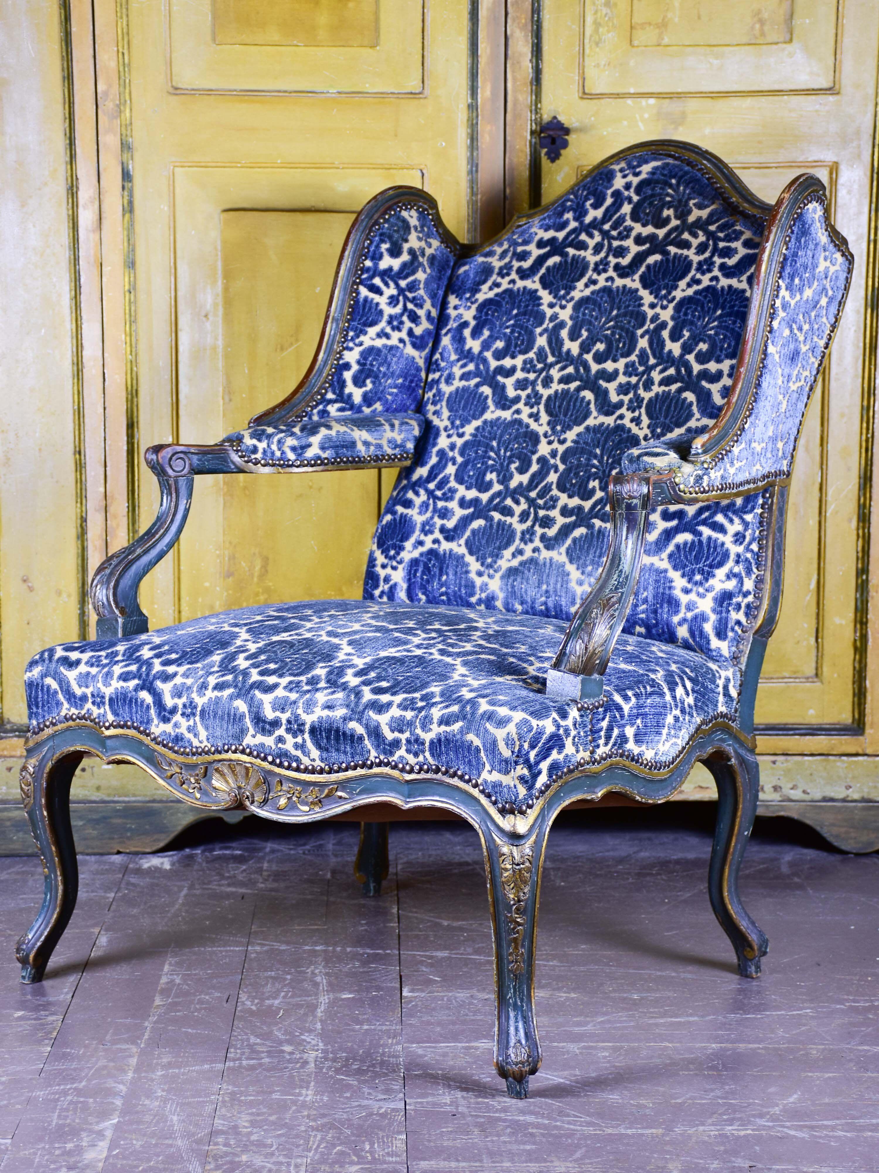 Best 19Th Century Regency Wingback Armchair Fancy Chair 400 x 300