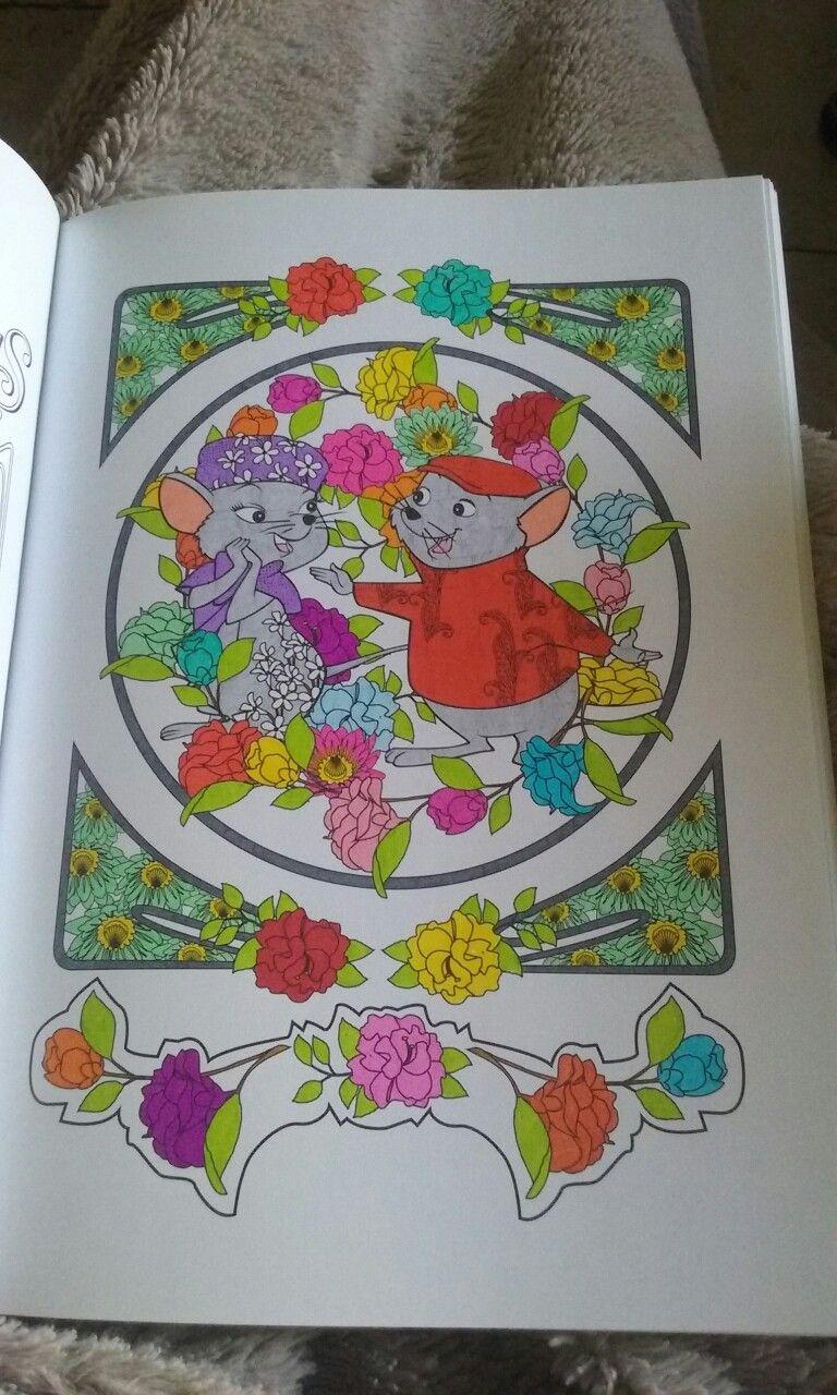 Epingle Par Cristina Gonzalez Sur El Bestiario De Disney Coloriage Coloriage Disney Disney