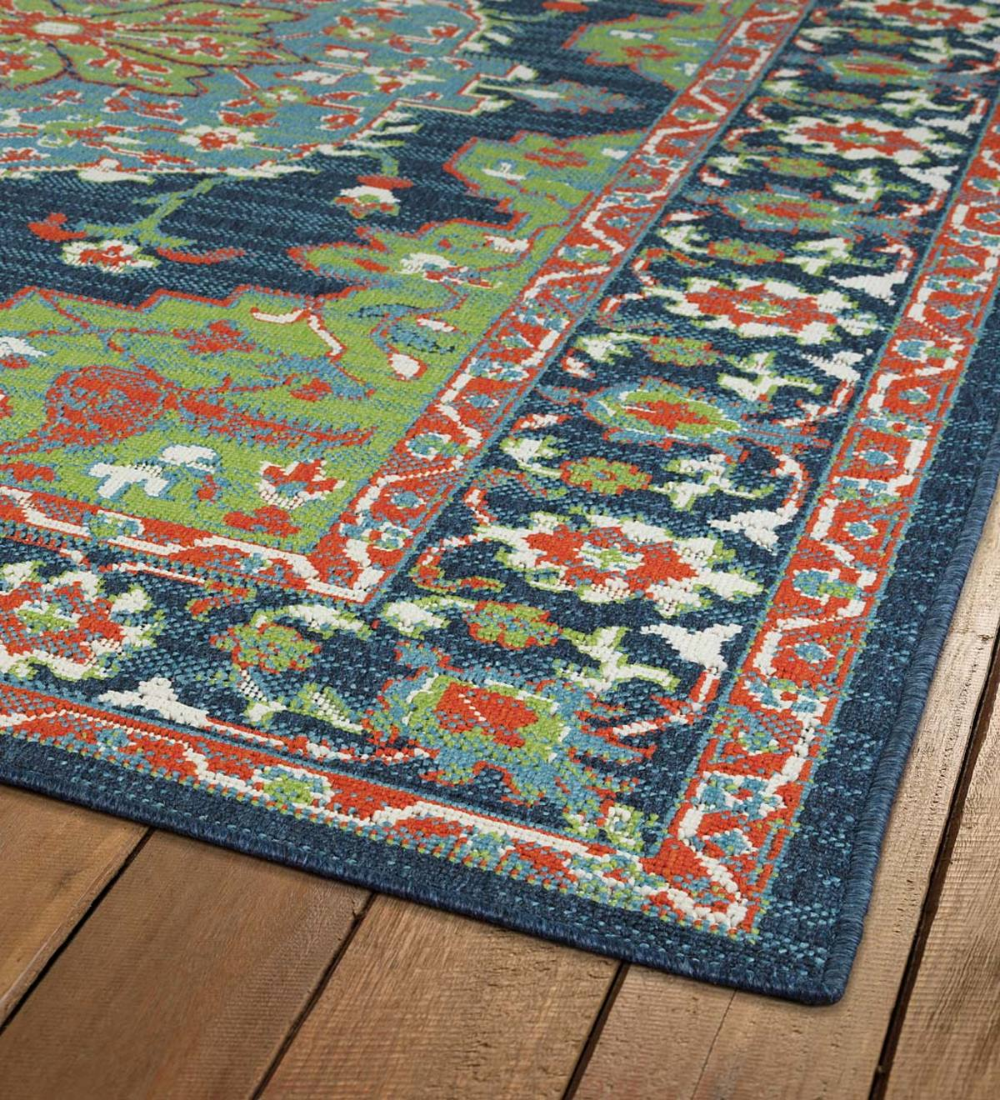 Indoor Outdoor Brunswick Heritage Polypropylene Rug Outdoor Rugs