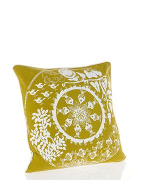"Allem Studio ""Sansaar"" Decorative Pillow"
