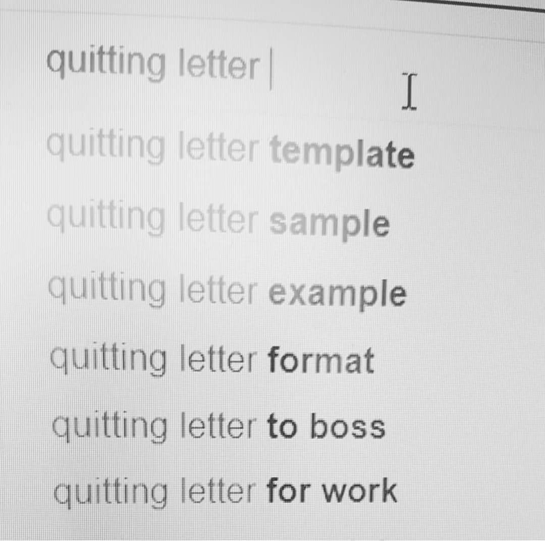 How to quit a job | Job Search Prep Resources | Resignation ...