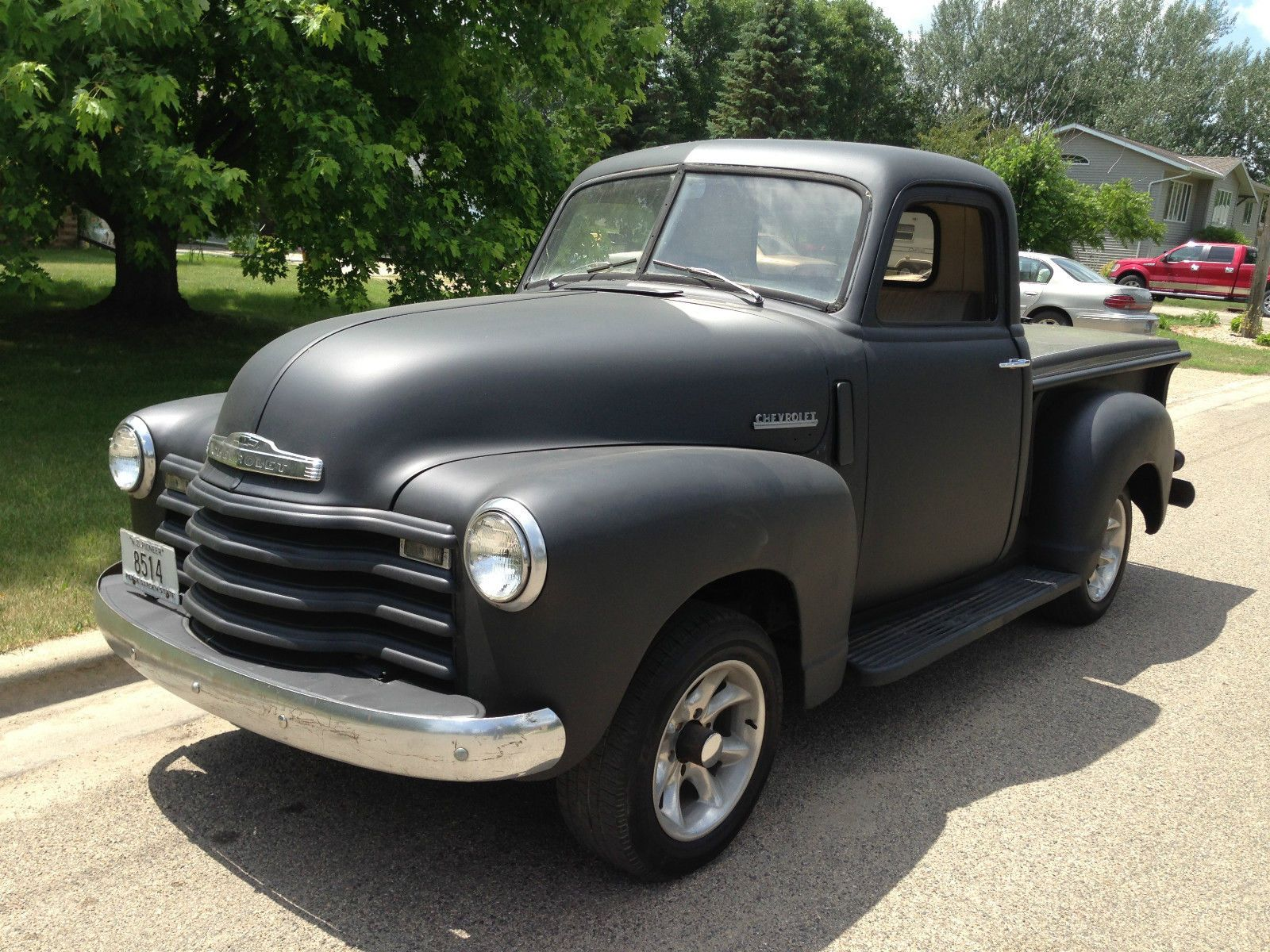 1953 gmc chevrolet pickup hot rod rat rod blacked out rat rod pinterest rats chevrolet and chevy pickups
