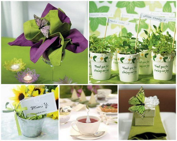 Gardening Party Favors