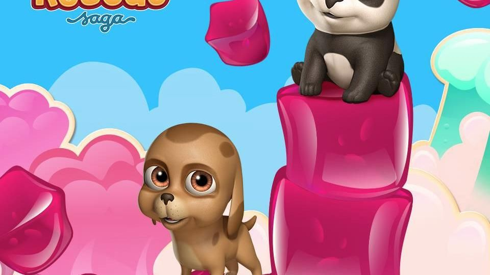 Pet Rescue Saga Online Play The Game At King Com Pet Rescue Saga Fun Online Games Fun Games