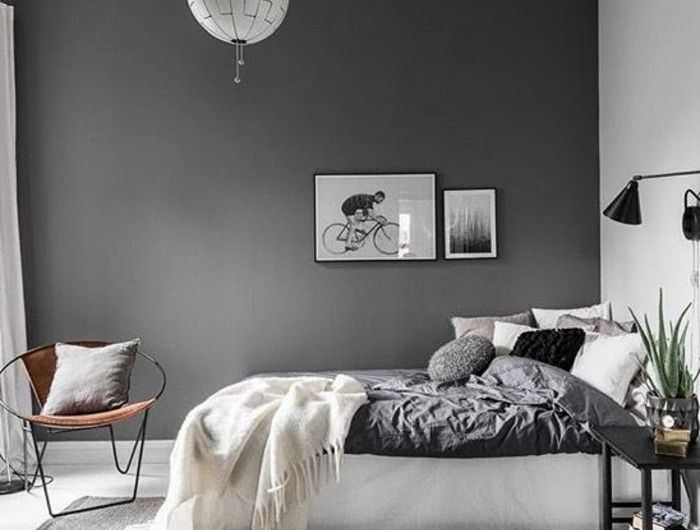 1001 id es de d cor en utilisant la couleur gris perle les combinaisons gagnantes pinterest. Black Bedroom Furniture Sets. Home Design Ideas