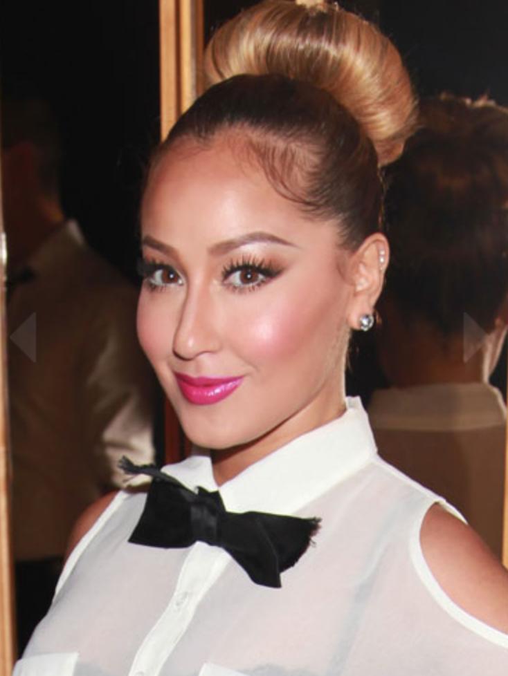 Hottest Latina Beauty Looks Hair Being Toss Hair Hair Styles