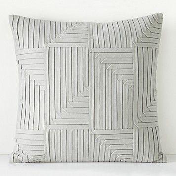 Oake Polaris Felt Decorative Pillow 22 Quot X 22