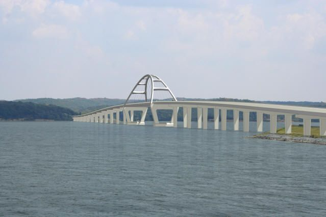 Projects Us 68 Lake Bridges Project Land Between The Lakes