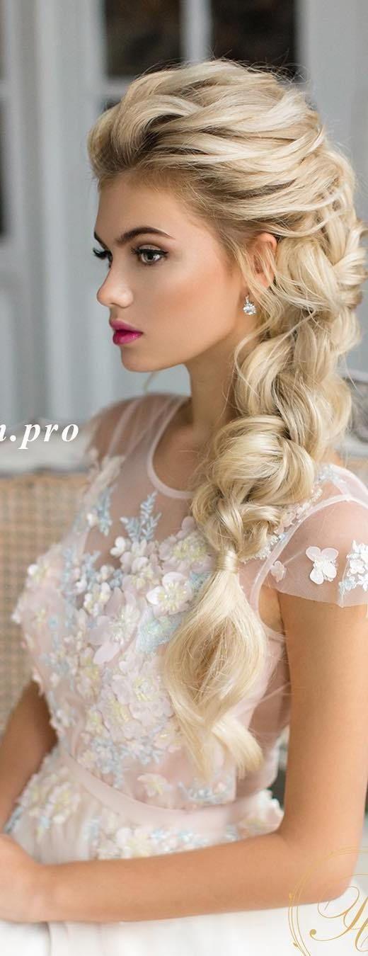 10 aufwändige Hochzeitsfrisuren für langes Haar
