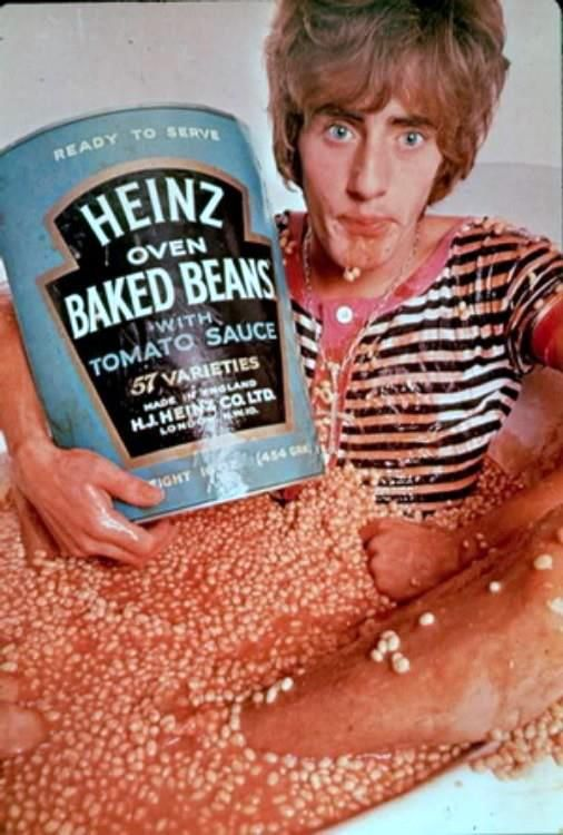 Image result for the who baked beans album cover""