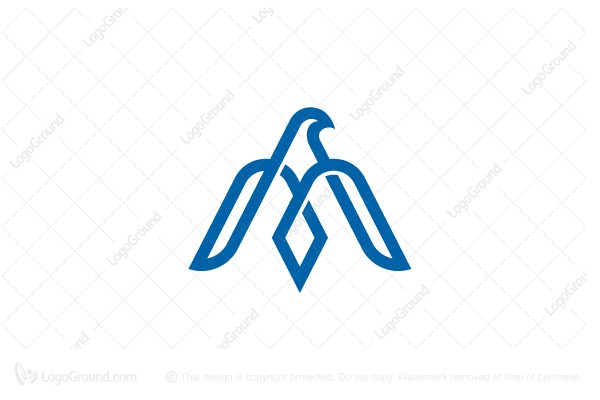 Letter M Logo Eagle Logo Letter M Logo Eagle Logo Modern Logo