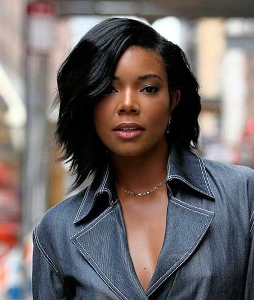 Black Women Bob Haircuts 2015 2016 Bob Haircut And Hairstyle Ideas Bob Hairstyles Hair Styles Short Bob Hairstyles