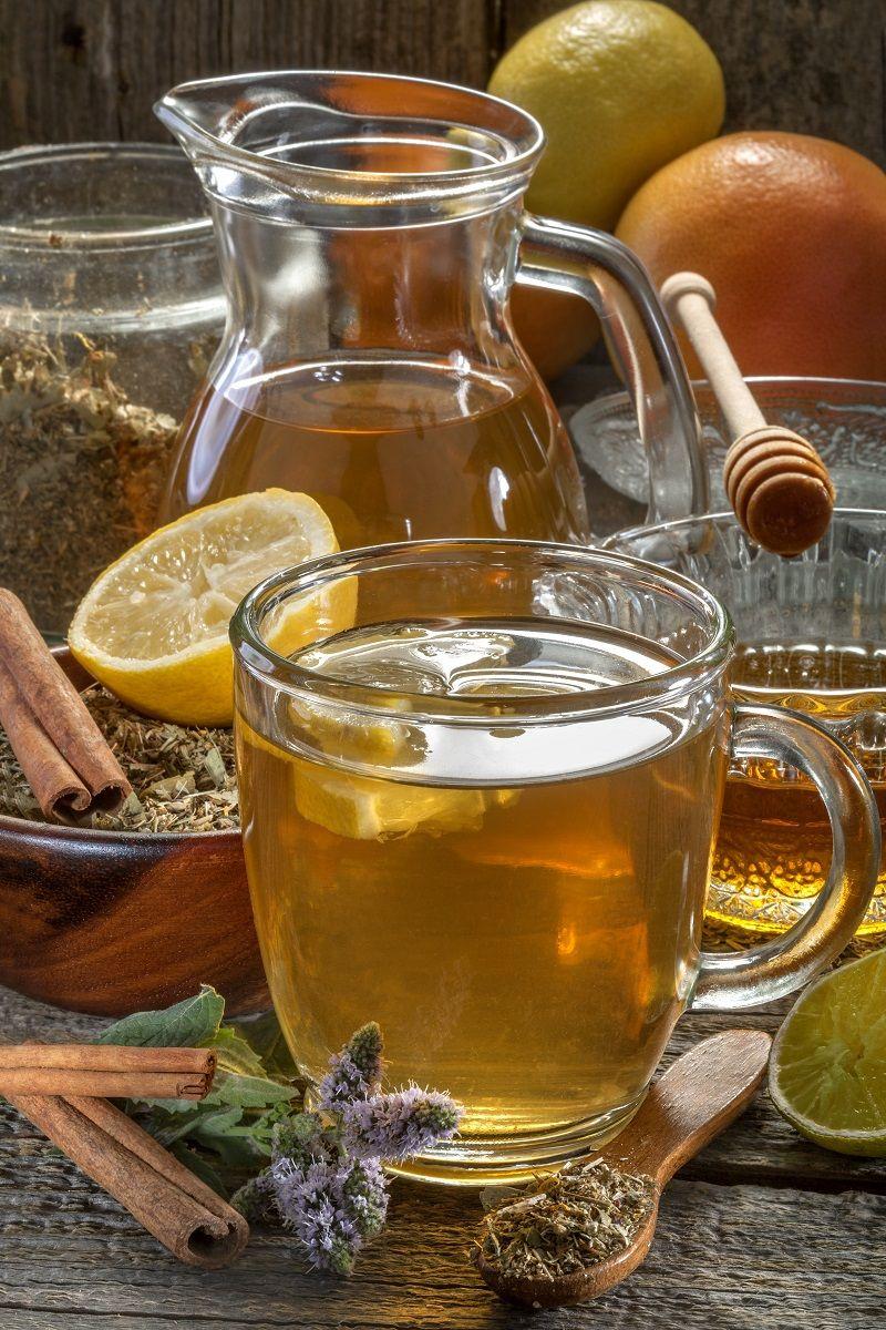Мед похудение пить