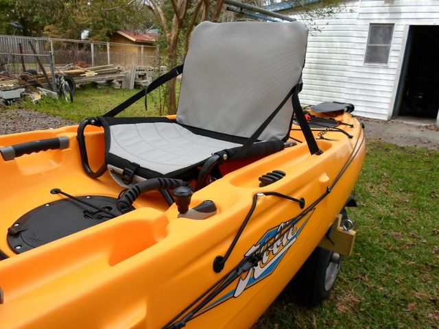 The jackson elite seat found in all of the jackson fishing for Kayak fishing seats