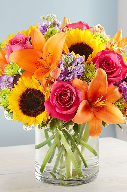 The Prettiest Flower Bouquets to Send Mom on Mother\'s Day   Wedding ...