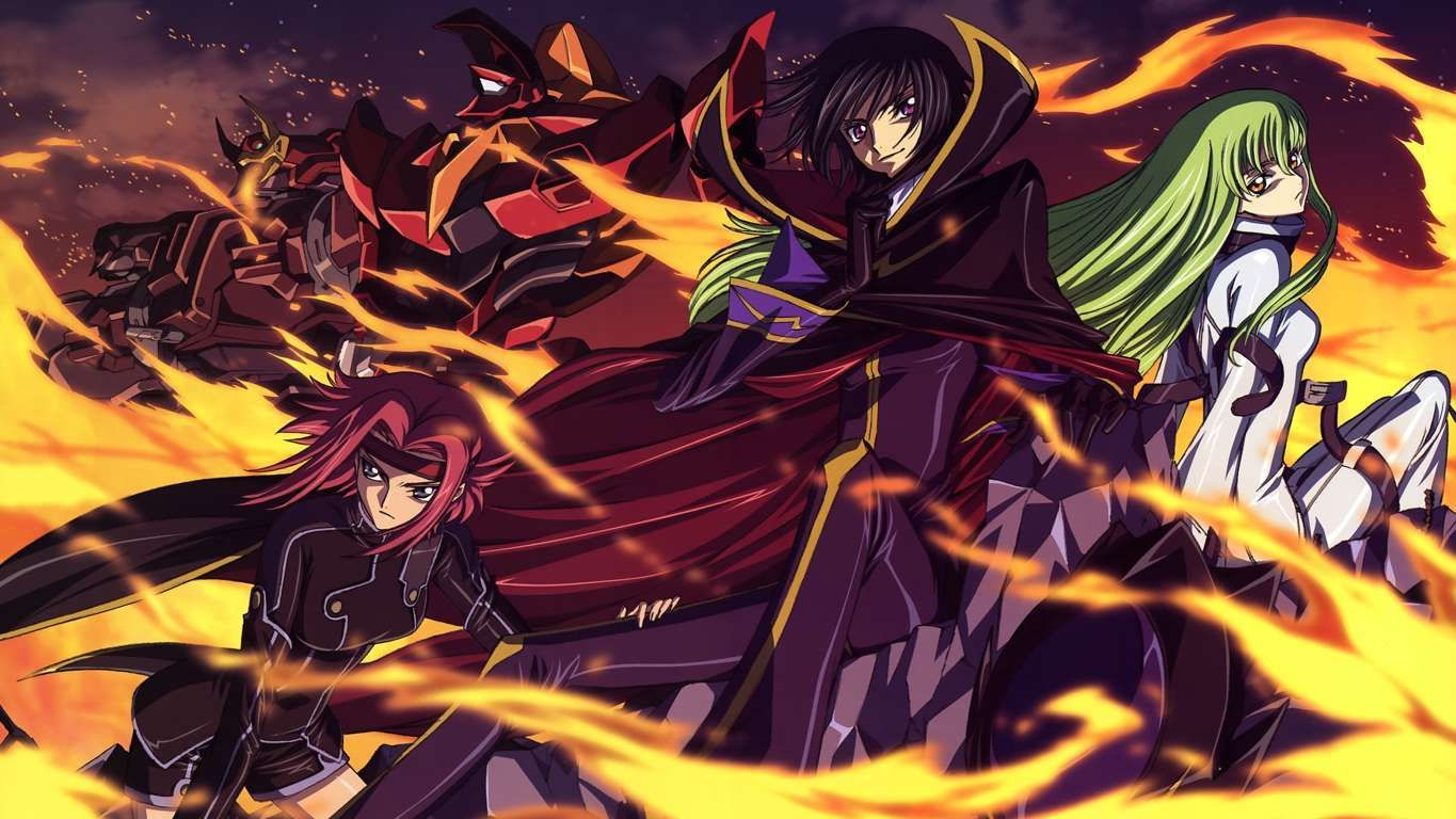 Code Geass R2 BD Subtitle Indonesia Batch (With images