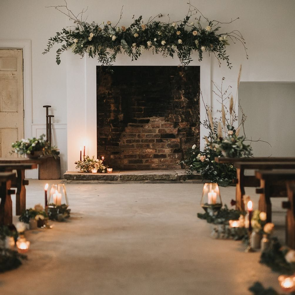Our Ceremony Space Styled To Perfection By The Very