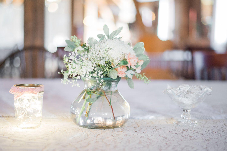 Murdock Wedding | Barn wedding centerpieces, Barn weddings and ...