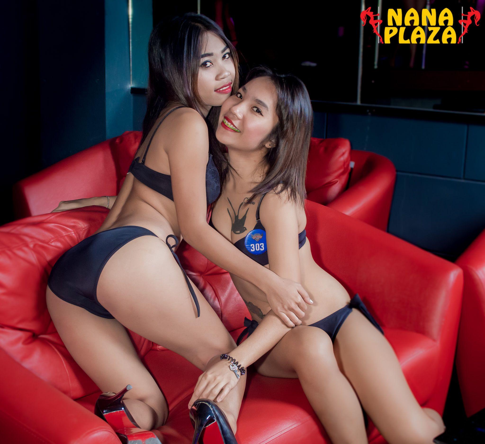 Thai woman for uk stripper