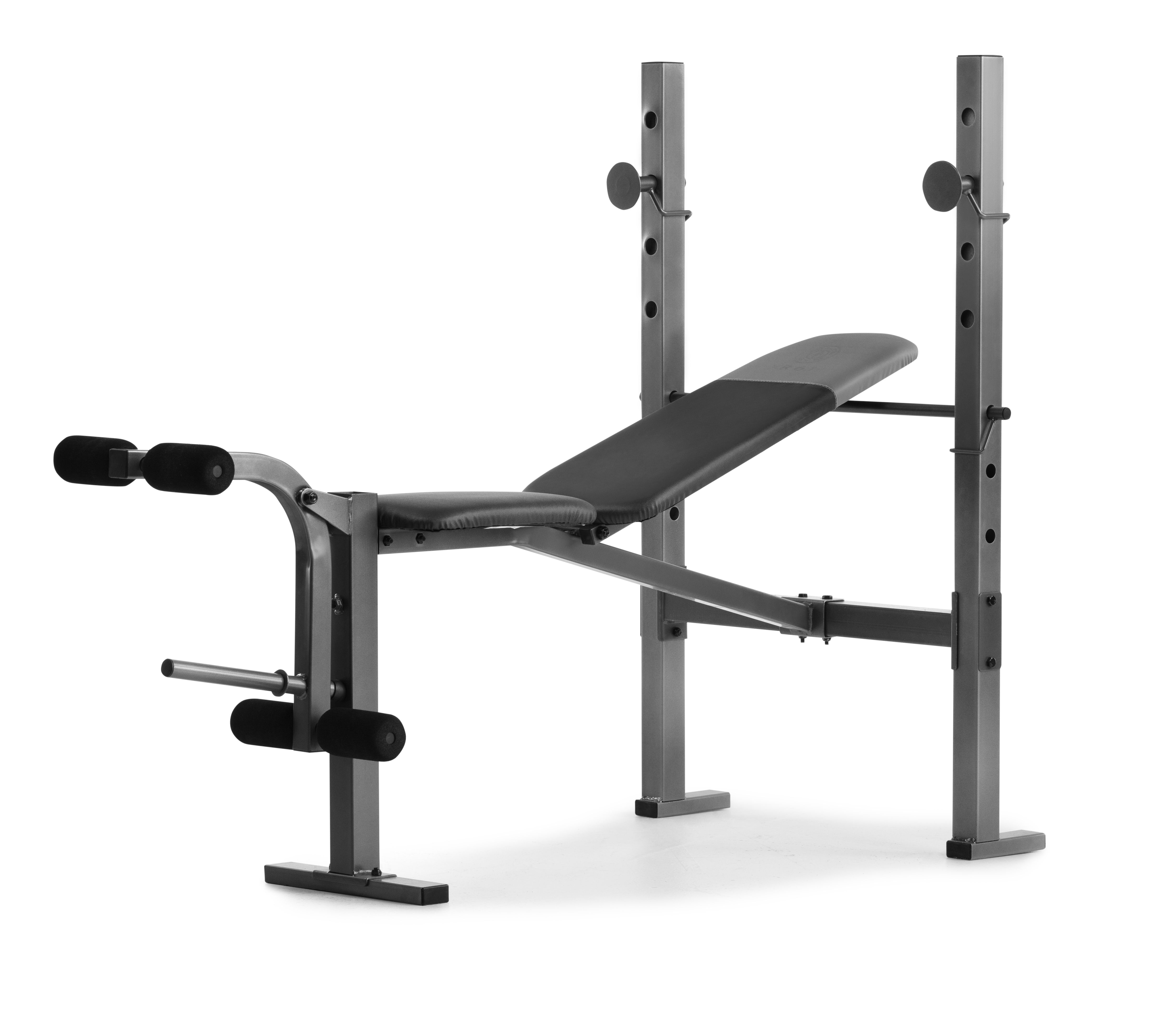 Gold S Gym Xr 6 1 Multi Position Weight Bench With Leg Developer Walmart Com Adjustable Weight Bench Weight Benches Bench Workout