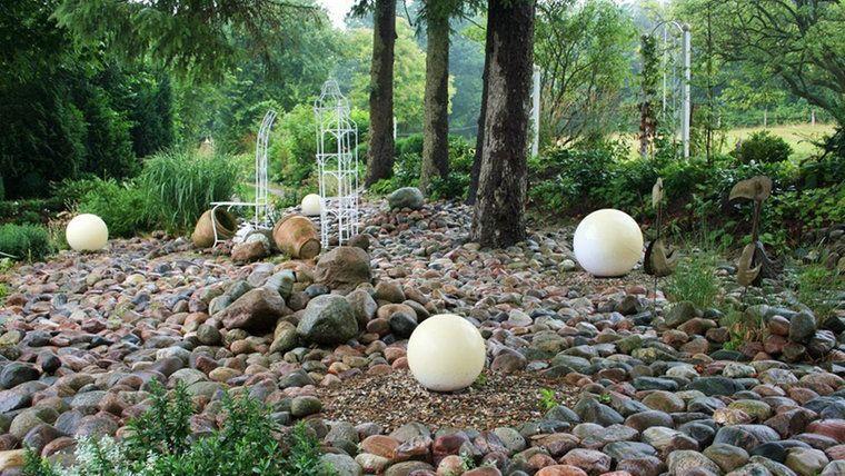 mit steinen den garten gestalten ndrde - ratgeber - garten, Best - garten mit natursteinen gestalten