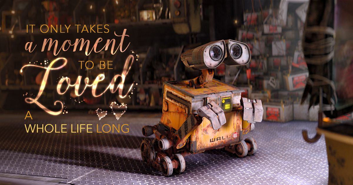 #WallE