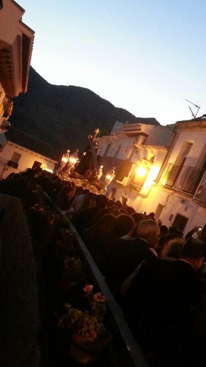 Semana Santa (Álora, Málaga) / Easter Week (Álora, Málaga), by @viveguadalhorce