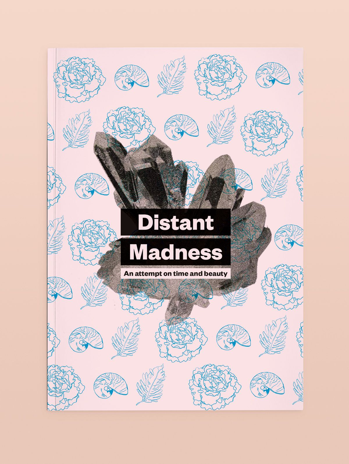 Distant Madness - Editorial Design - Cercle Studio