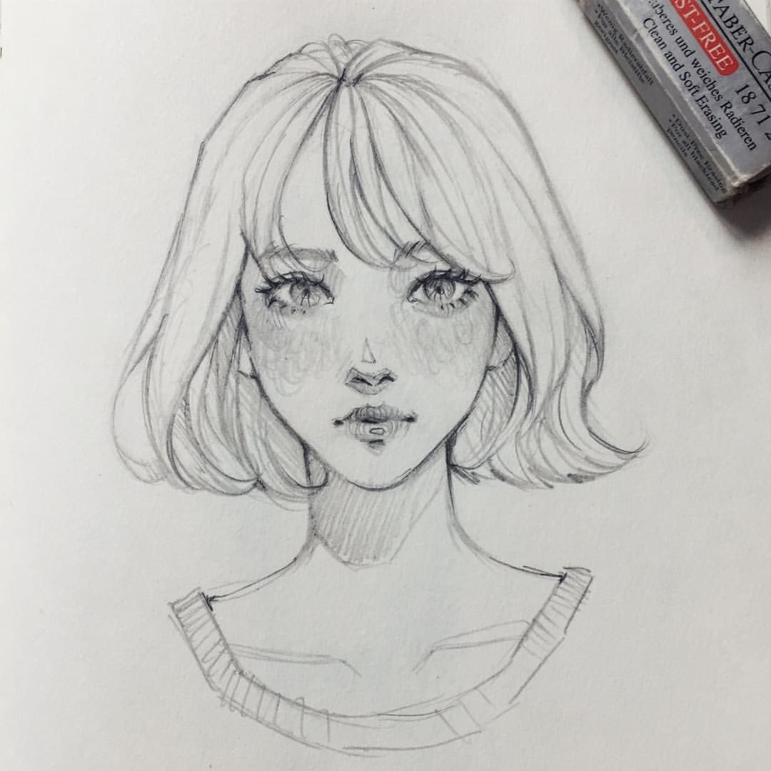 Drawing Faces With Graphite Pencils In 2020 With Images