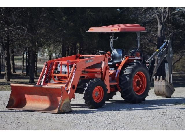 2000 Kubota L4610 Tractor 4x4 with Backh... is listed For Sale on Austree - Free Classifieds Ads from all around Australia - http://www.austree.com.au/home-garden/other-home-garden/2000-kubota-l4610-tractor-4x4-with-backhoe_i2319