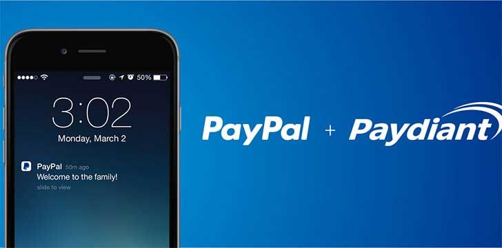 Paypal app app to the family finance