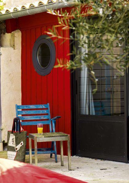 Decoration Ile D Oleron Avec Une Maison De Vacances Familiale Maison De Vacances Ile D Oleron Petite Maison Bois