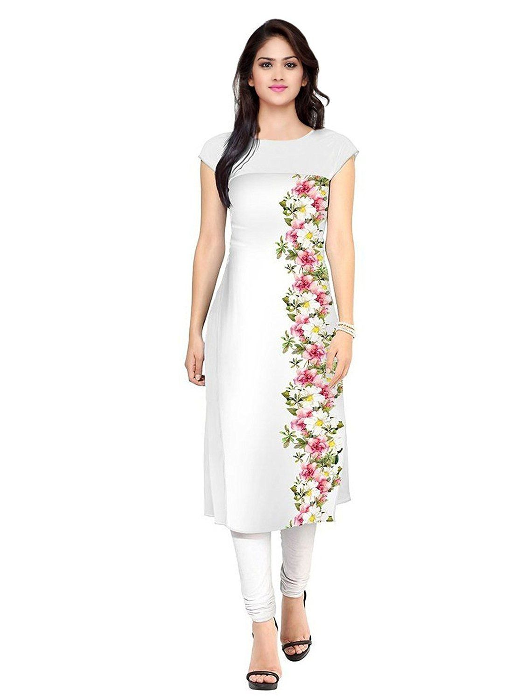 b8e29931568e kurtis for women digital print kurti size-XXL: Amazon.in: Clothing &  Accessories