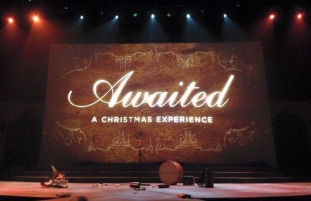 AWAITED: A Christmas Experience!! #awaitedshow #awaited #cincinnatichristmas