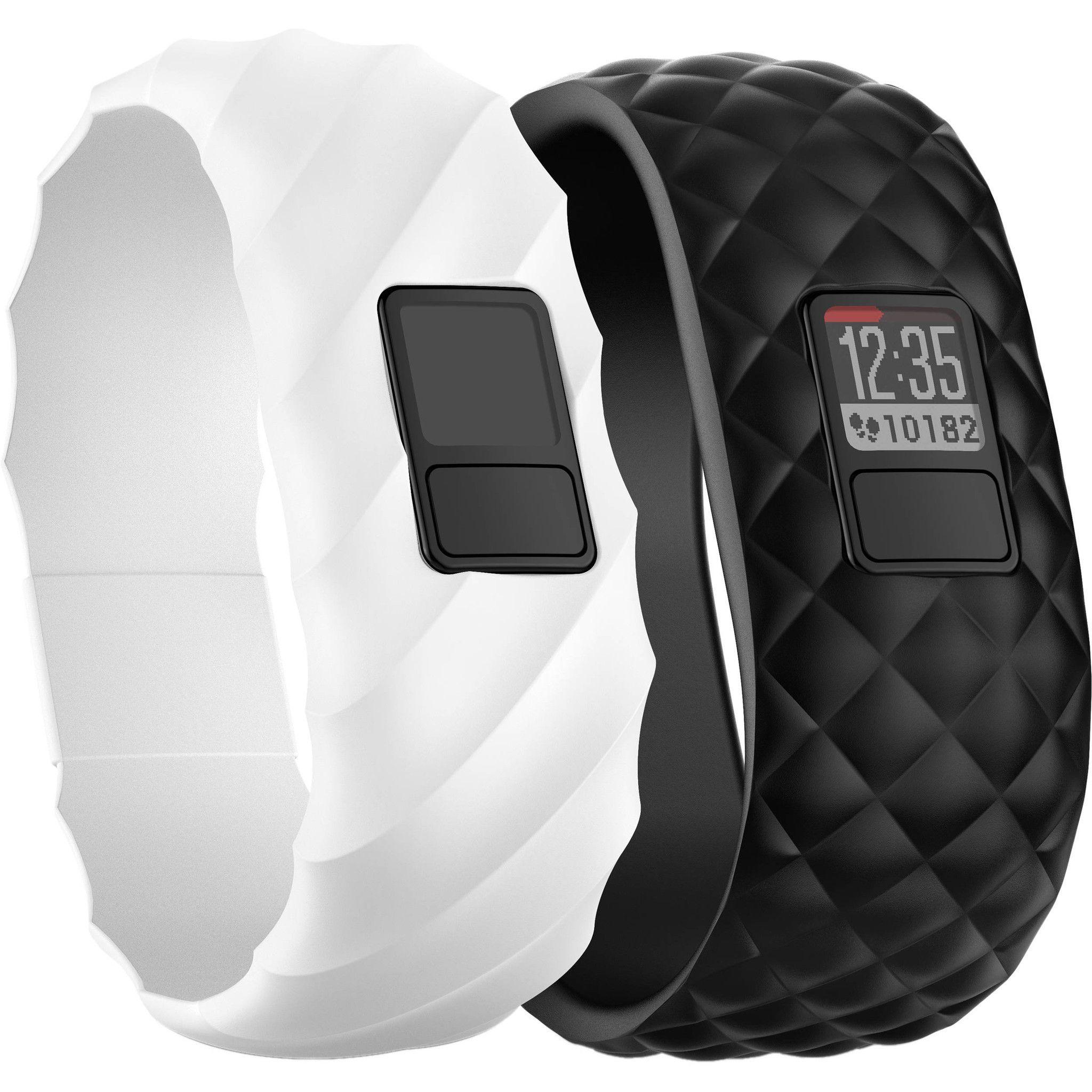 Garmin Vivofit3 Activity Tracker HeartRateMonitorsUSA