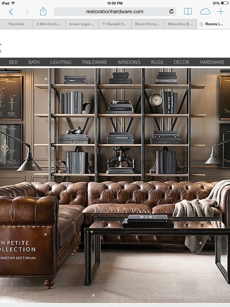 Chesterfield Möbel That Book Shelf That Coffee Table Maybe Find A Desk Like That As