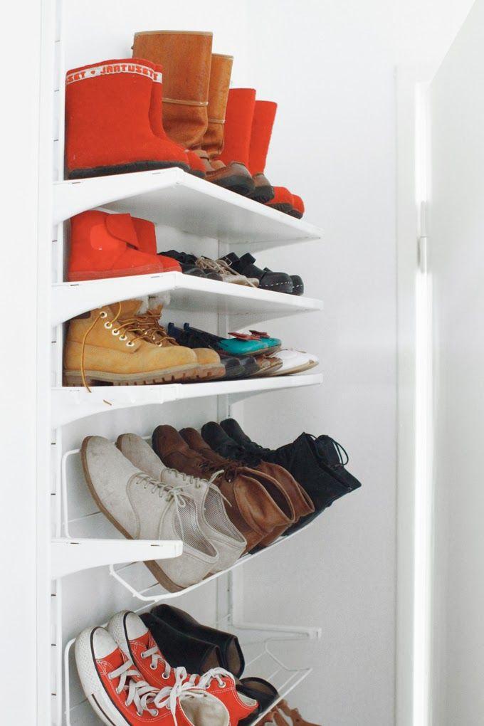 Étagères à chaussures