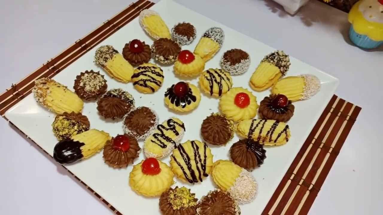 طريقة عمل بيتيفور فاطمة أبو حاتي Dessert Receipes Arabic Dessert Desserts