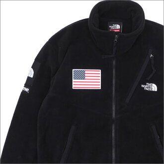 SUPREME x THE NORTH FACE Trans Antarctica Expedition Fleece Jacket (fleece  jacket) BLACK 228-000152-041+ f0349feeb