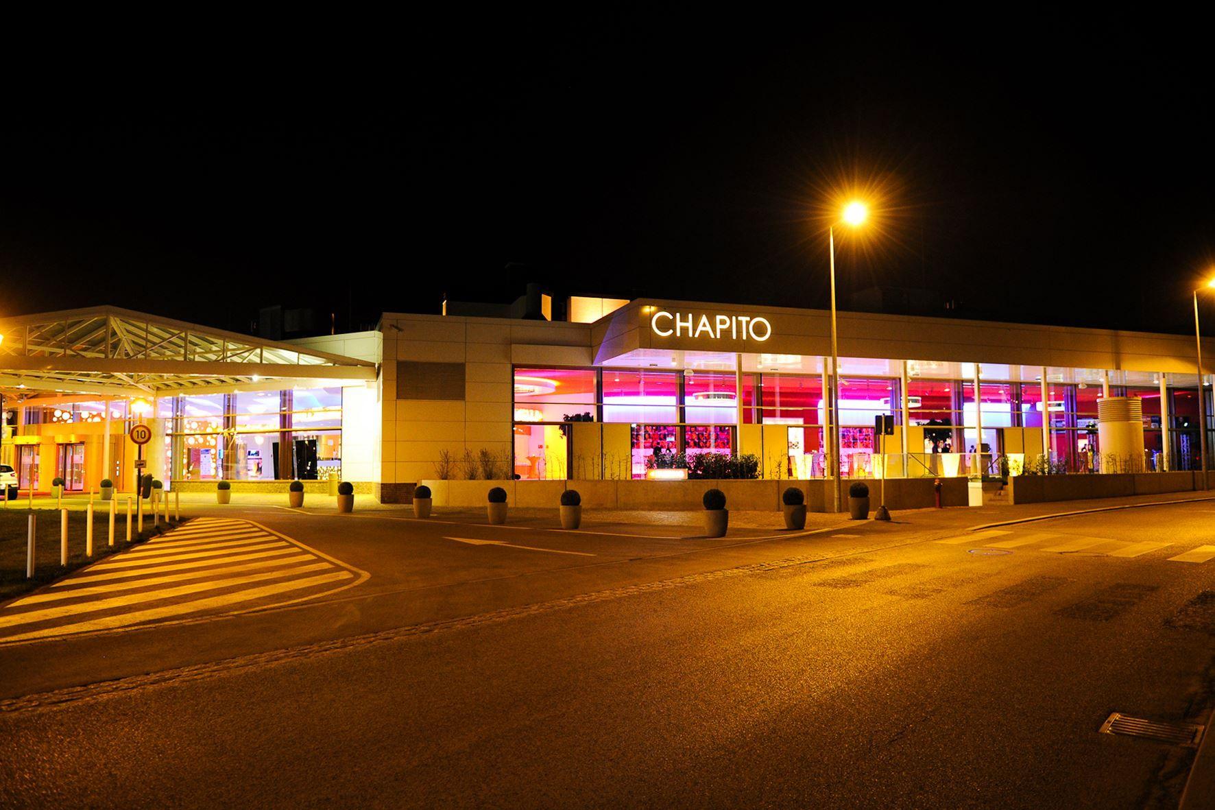 Casino 2000 à Mondorf-les-Bains, Gréiwemaacher