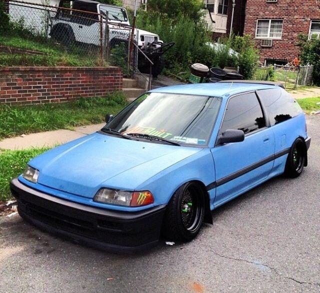 Ef Civic Sedan: '91 Civic Hatchback 😍 #JDMonly