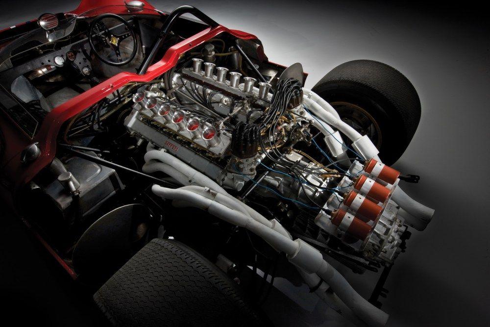 Pin On Ferrari P3 P4