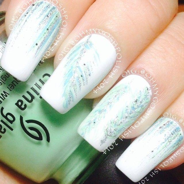 Instagram photo by ohmygoshpolish #nail #nails #nailart | Nails ...