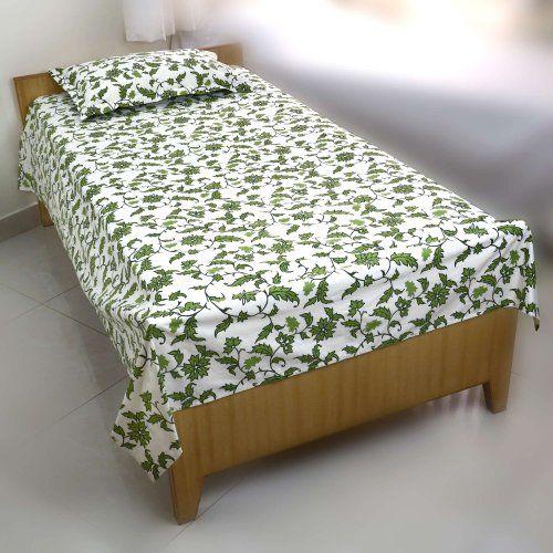 Ensemble de décorations pour la maison linge de lit draps twin coton taie doreiller