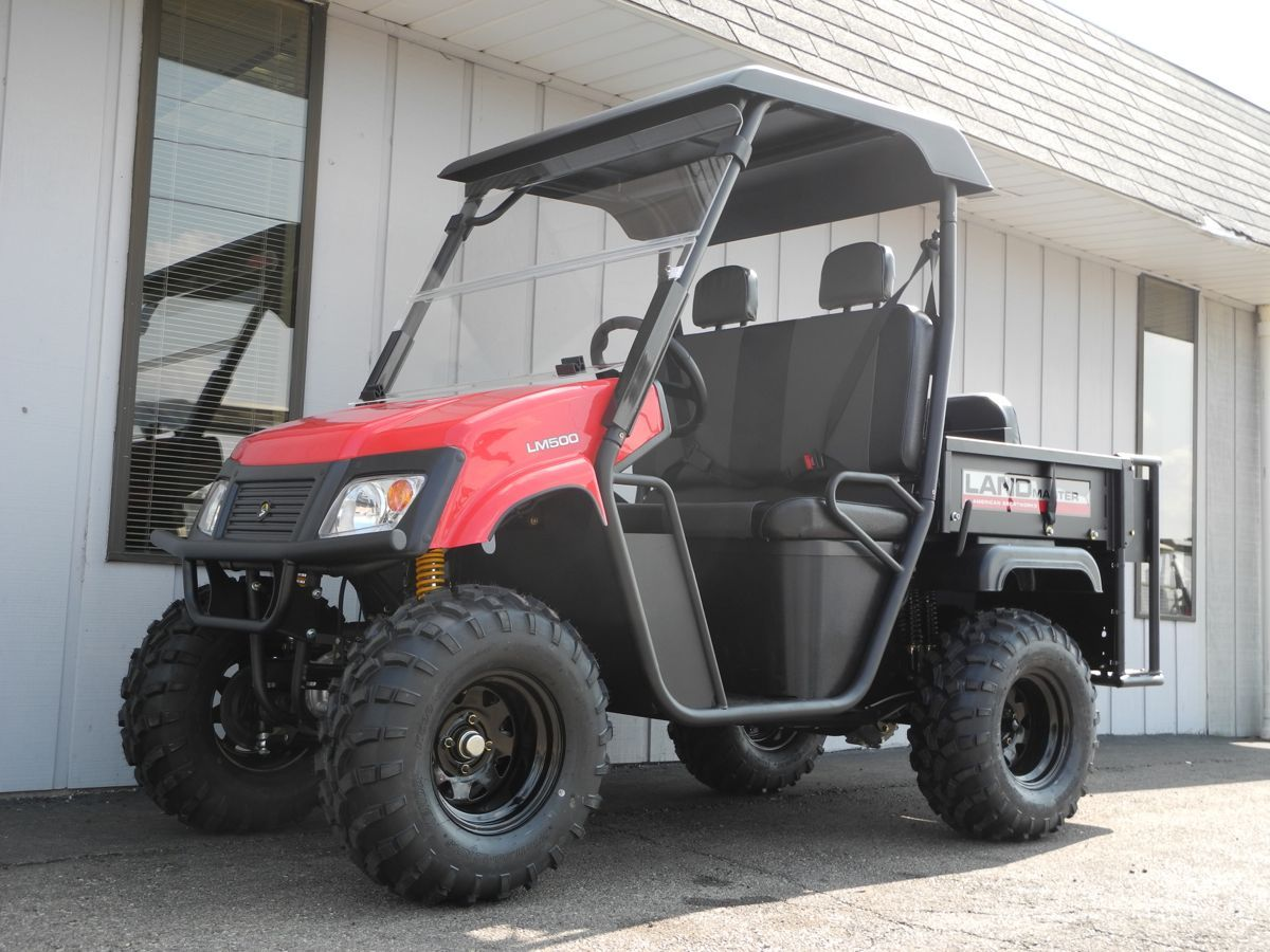 This brand new American-made American SportWorks Landmaster LM500S