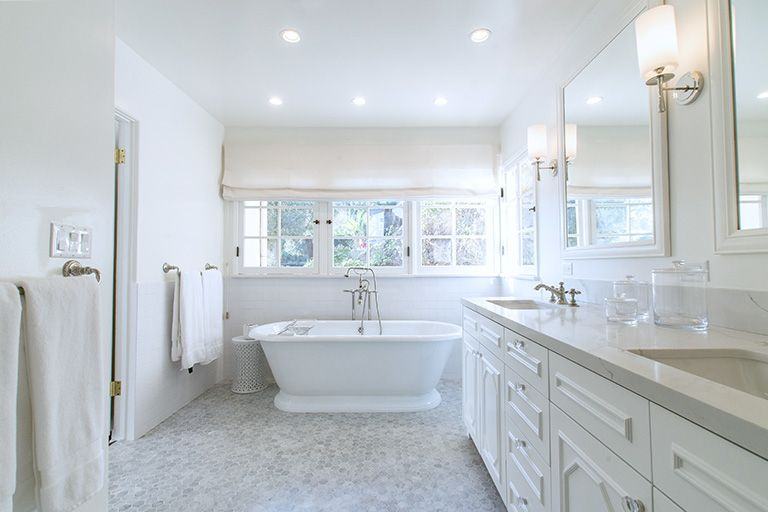 2 High End Bathrooms Remodeled In West Hollywood Eden